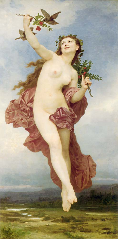 William Adolphe Bouguereau Gün