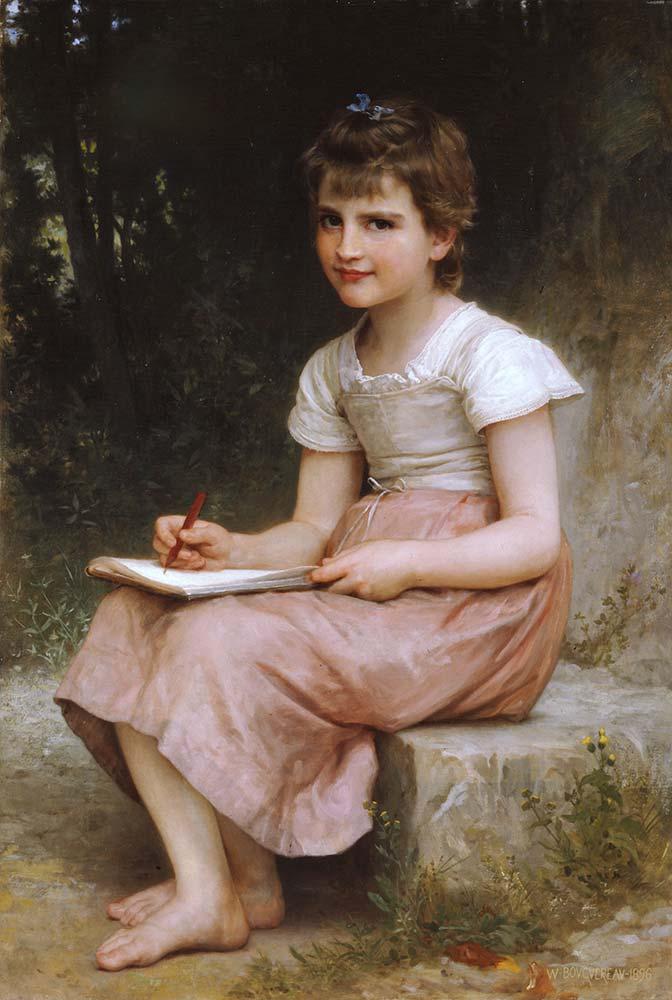 William Adolphe Bouguereau Heves