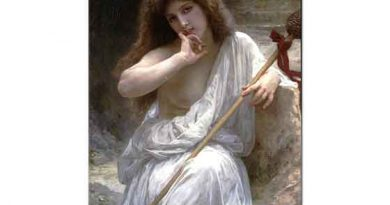 William Adolphe Bouguereau Mailice