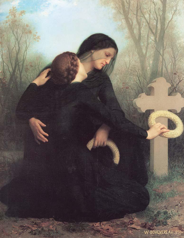William Adolphe Bouguereau Ölüm Günü