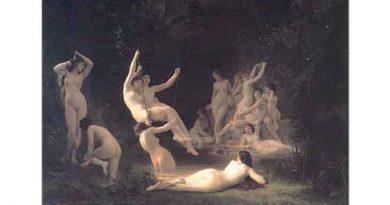 William Adolphe Bouguereau Su Perileri