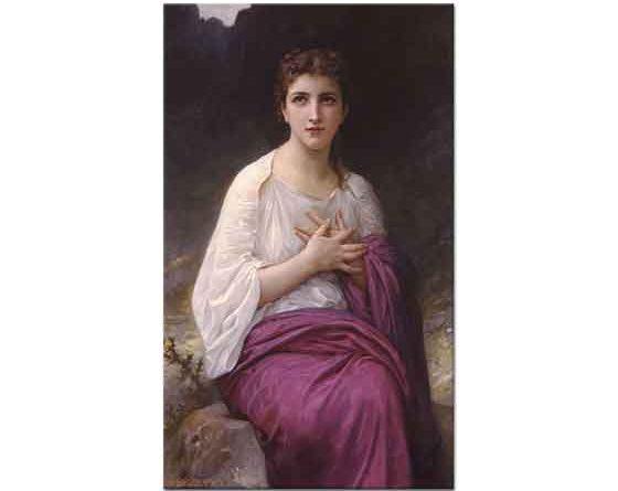 William Adolphe Bouguereau Tin