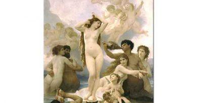 William Adolphe Bouguereau Venus'ün Doğuşu