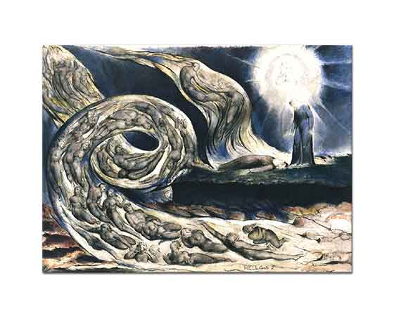 William Blake Aşkın Türbülansı
