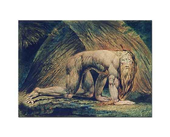 William Blake Nabukadnezar