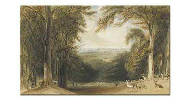 William Daniell Kuş Cenneti ve Karaca