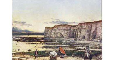 William Dyce, Pegwell Körfezinden Hatıra