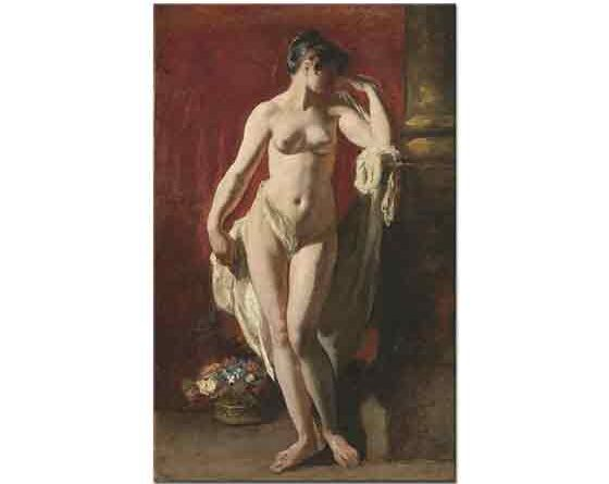 William Etty Nü