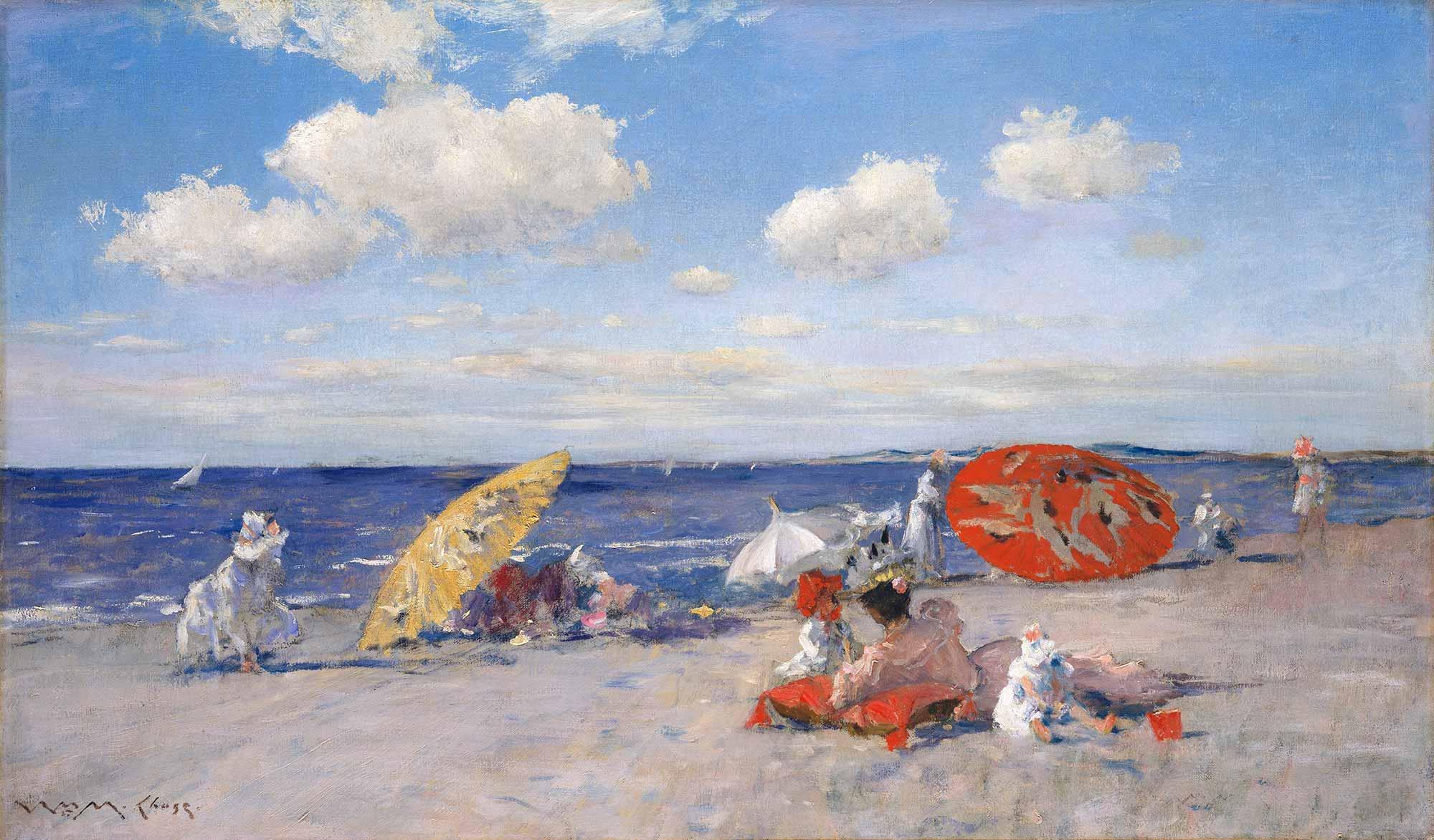 William Merritt Chase Sahilde