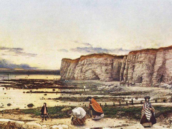 William Dyce Pegwell Körfezinden Hatıra