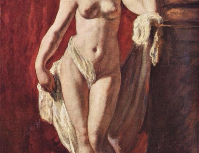 William Etty Nü tablosu