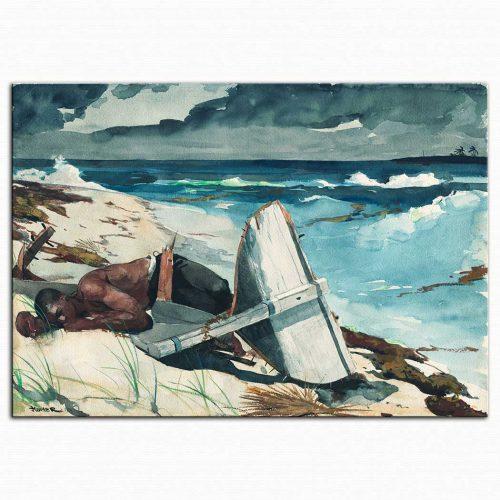 Winslow Homer Fırtına Sonrası