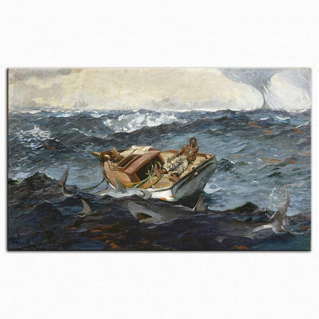 Winslow Homer Gulf Stream