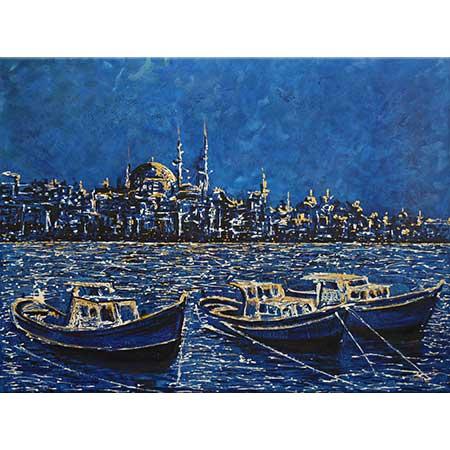 Adviye Özküçük Mavide İstanbul