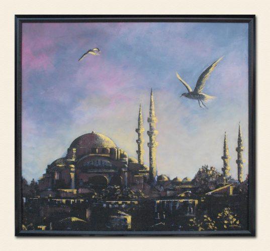 Adviye Istanbul Renklerine Bakış