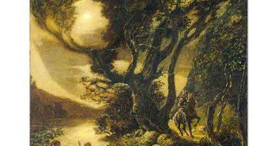 Albert Pinkham Ryder Siegfried ve Ren Bakireleri