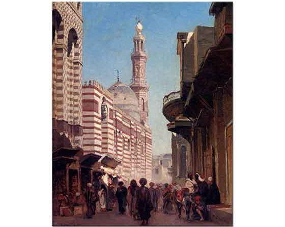 Alberto Pasini Kahire