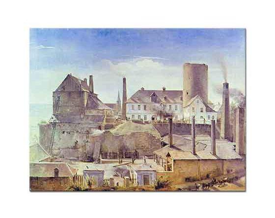 Alfred Rethel Harkort Fabrikası