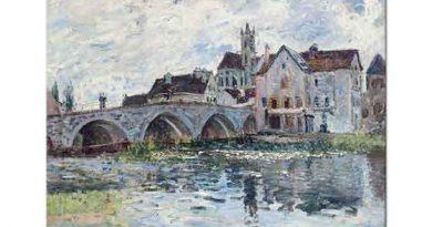 Alfred Sisley Köprü