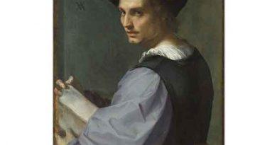 Andrea del Sarto Kendi Portresi