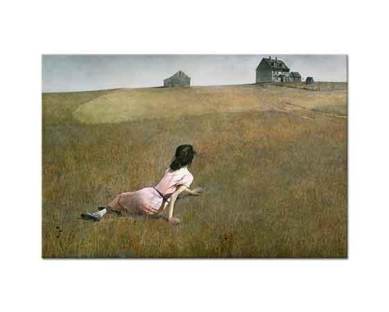 Andrew Wyeth Christina'nın Dünyası