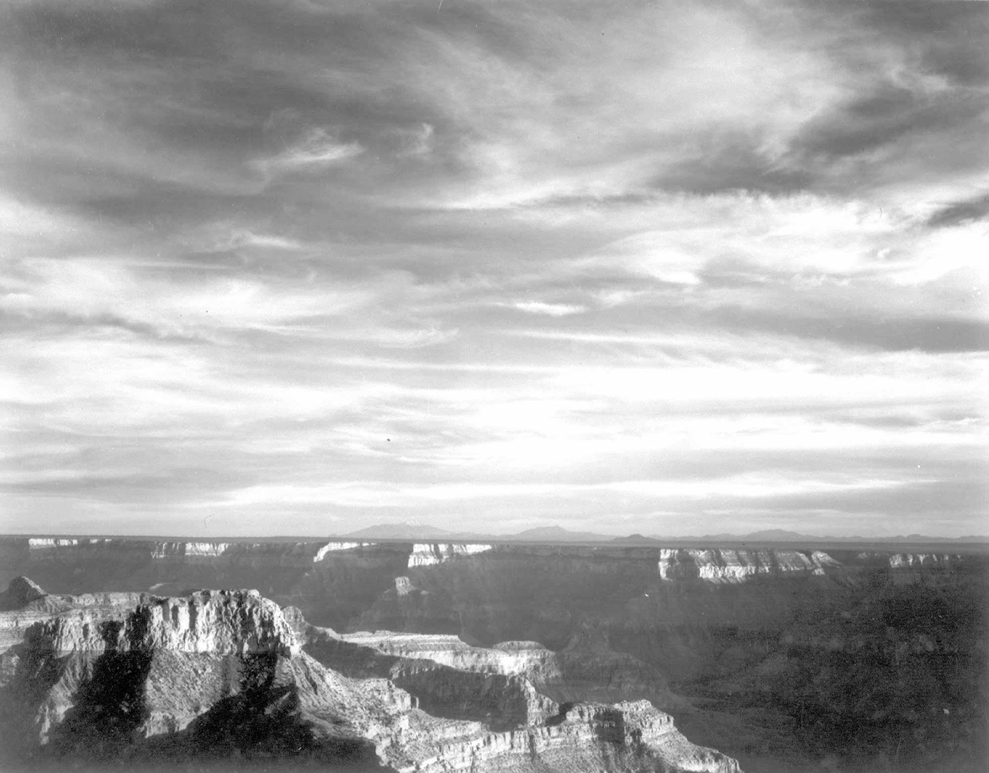 Ansel Adams Grand Kanyon