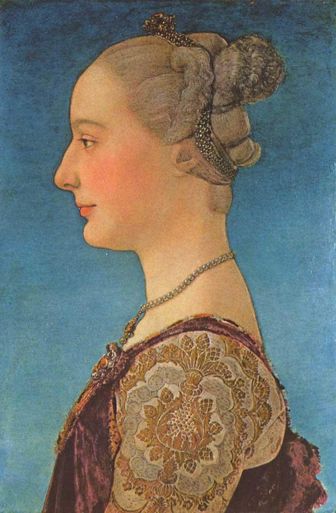 Antonio del Pollaiuolo Portre