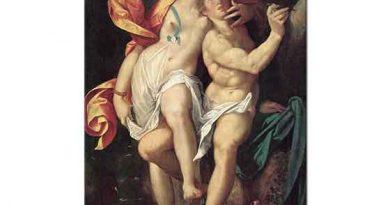 Bartholomeus Spranger Angelica ve Medoro