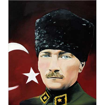 Bayram Yolal Mustafa Kemal Atatürk