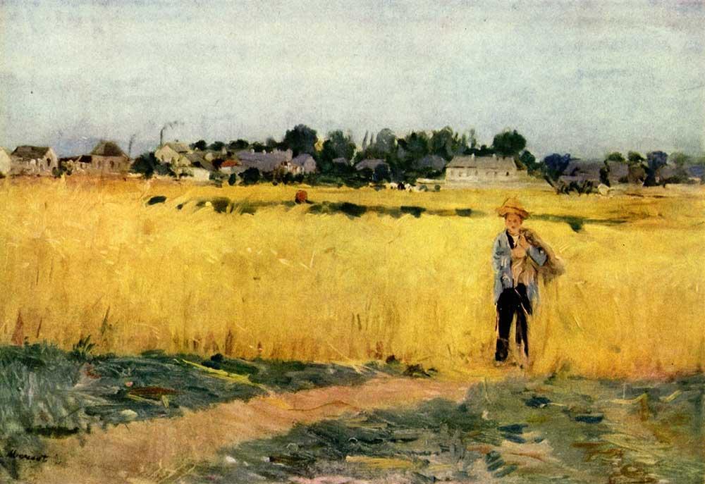 Berthe Morisot Tarla