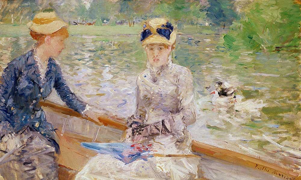 Berthe Morisot Yaz Günü