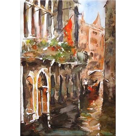 Burhan Özer Venedik Sokağı