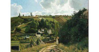 Camille Pissarro Günlük Güneşlik