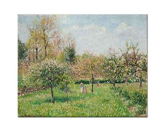 Camille Pissarro Meyvelik