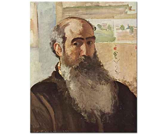 Camille Pissarro Otoportre