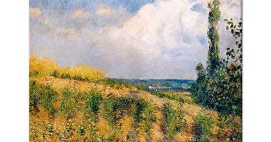 Camille Pissarro Sahilde