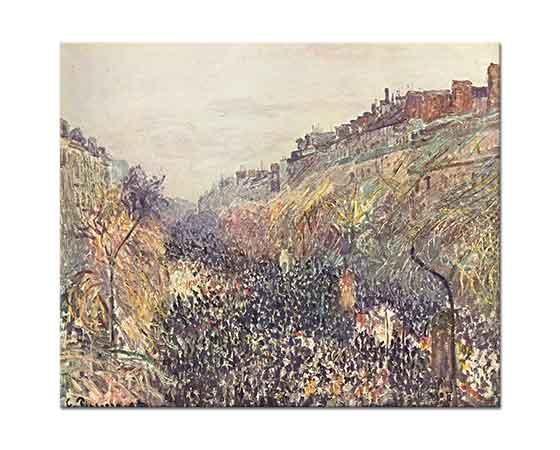 Camille Pissarro Vadi Manzarası