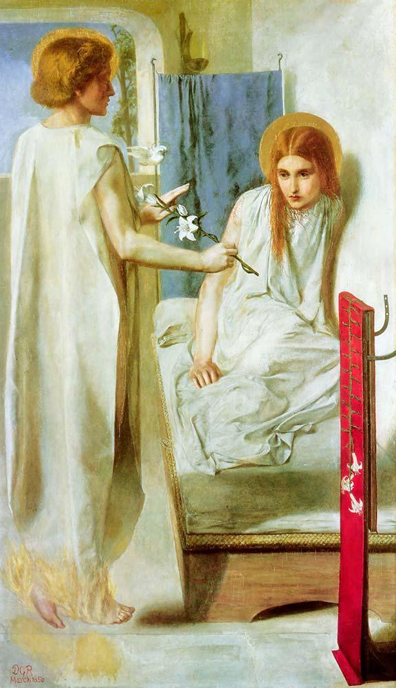Dante Gabriel Rossetti Tebliğ