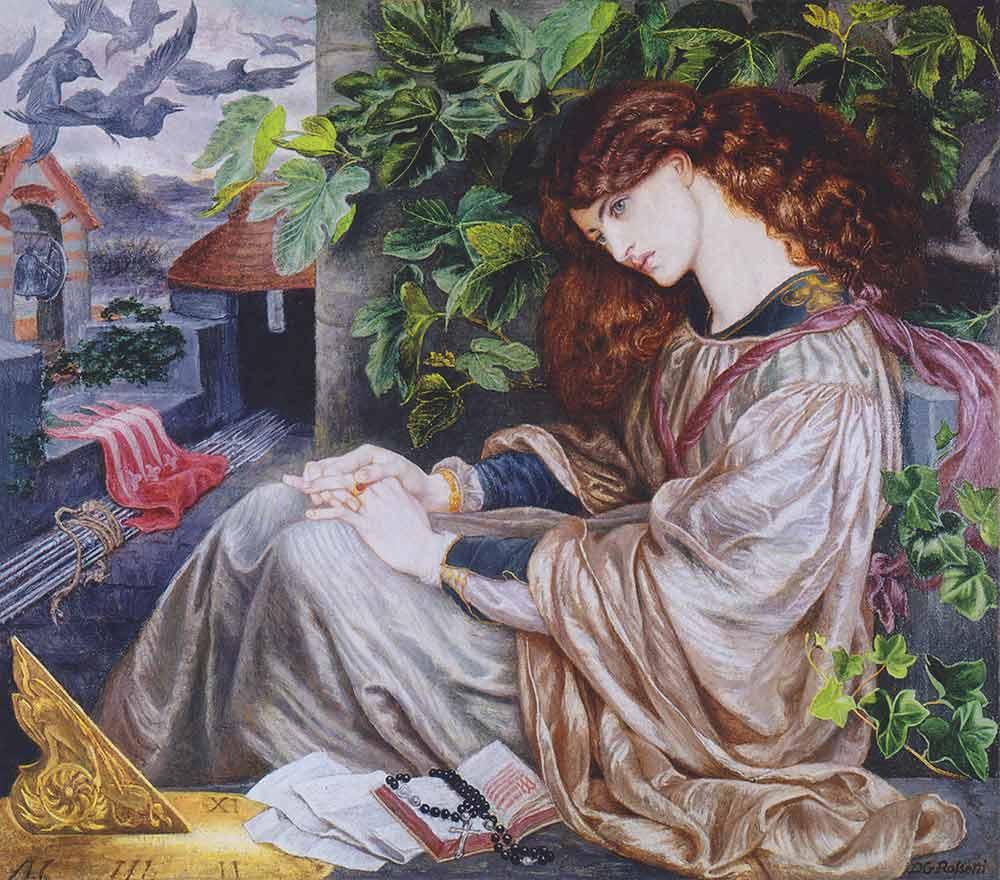 Dante Gabriel Rossetti Tolomei