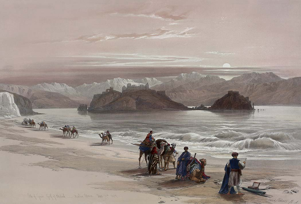 David Roberts Graia Adası