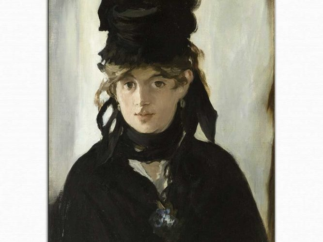 Edouard Manet Berthe Morisot