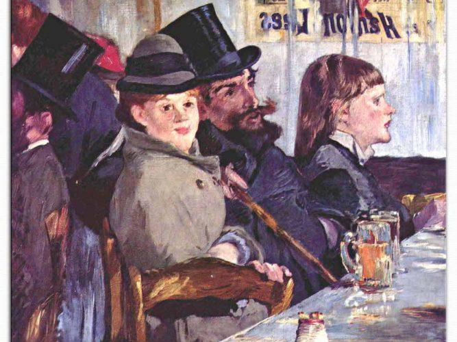Edouard Manet Cafede