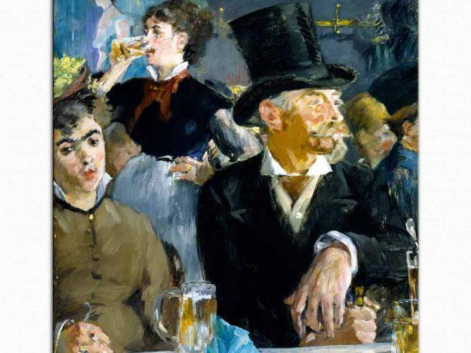 Edouard Manet Cafedekiler