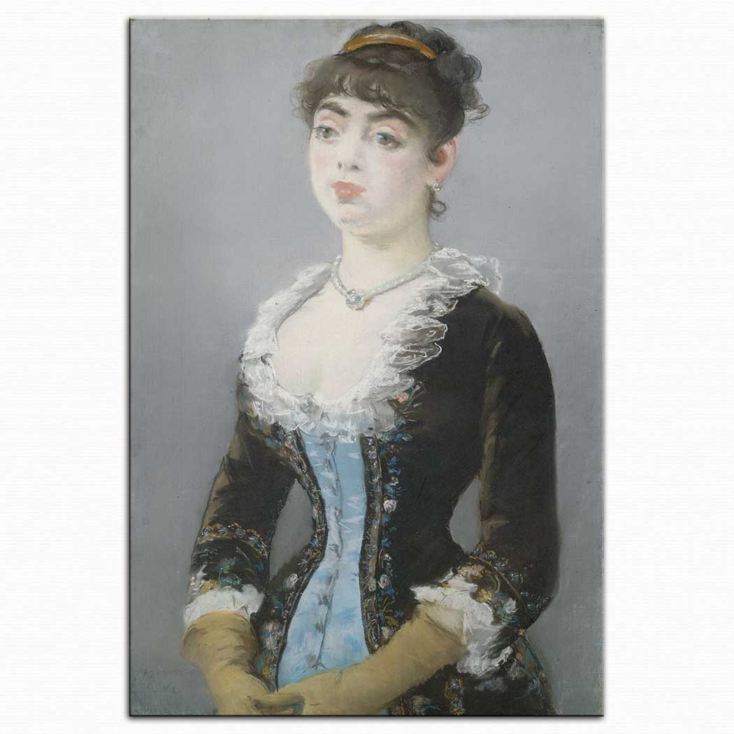 Edouard Manet Madam Michel Levy