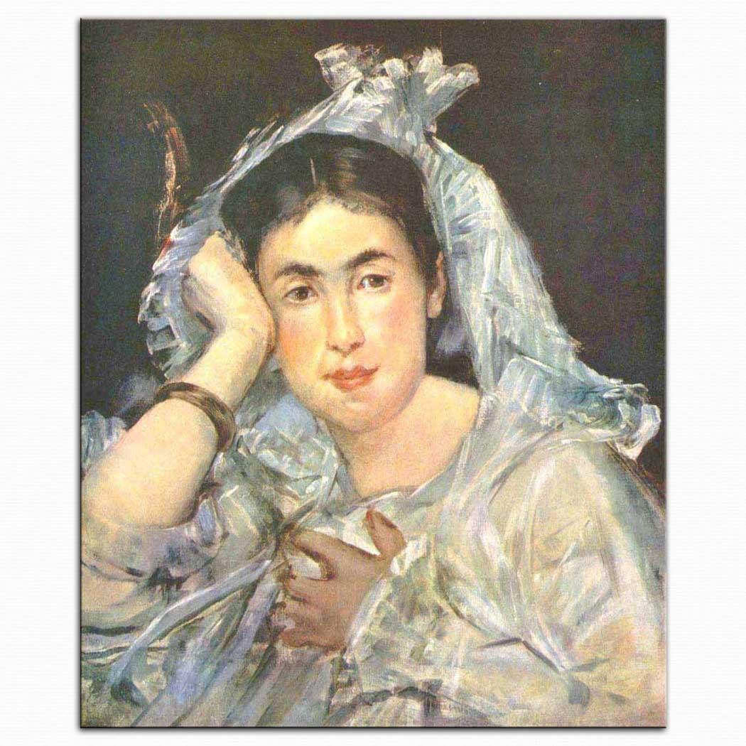 Edouard Manet Marguerite de Conflans