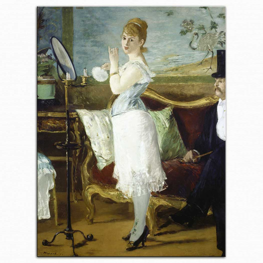 Edouard Manet Nana