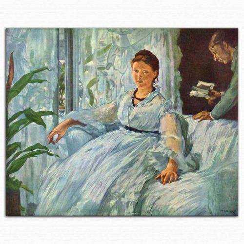 Edouard Manet Okuma