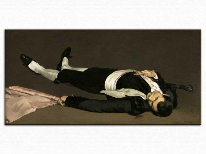 Edouard Manet ölü matador
