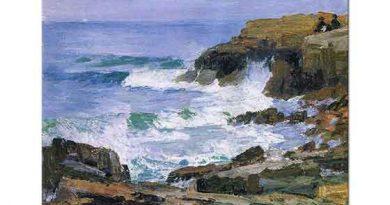 Edward Henry Potthast Denize Bakış