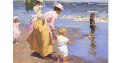 Edward Henry Potthast Plajda